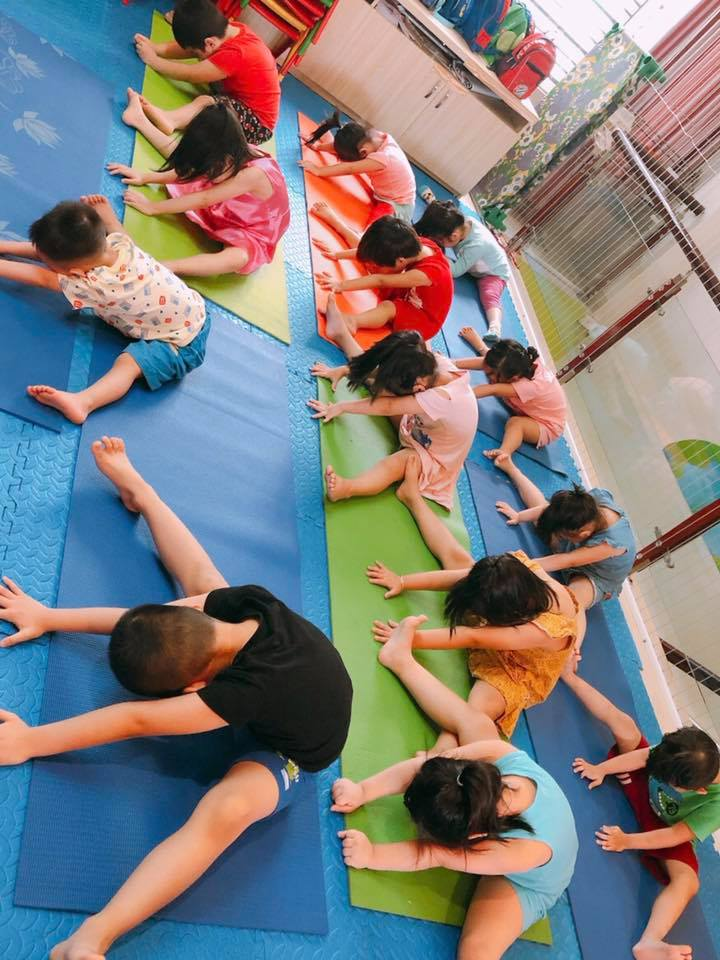 Trường mầm non Ngôi Sao Tài Năng - Long Biên