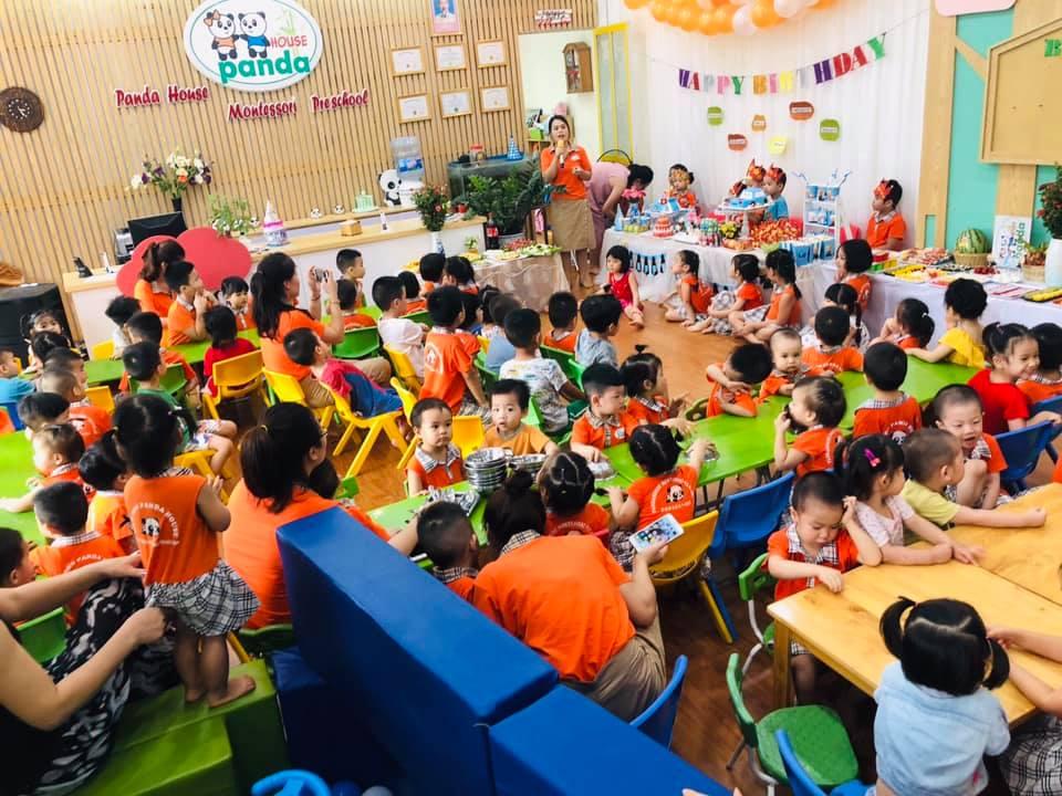Trường mầm non Panda House Montessori - CS2 Nguyễn Đức Cảnh