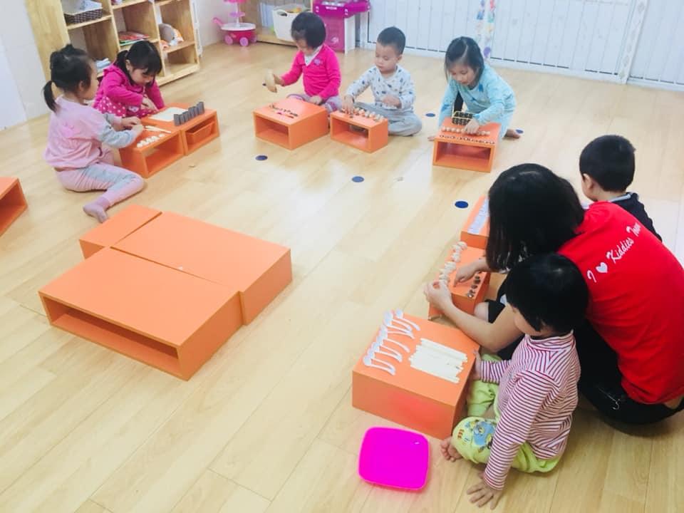 Trường mầm non Song Ngữ Kiddies Town - Long Biên