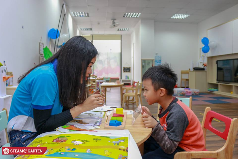 Trường mầm non song ngữ STEAME GARTEN - Nguyễn Tuân