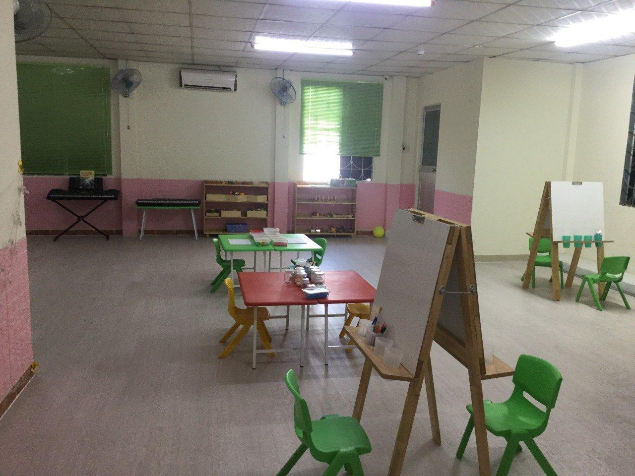 Trường mầm non Tân Việt Mỹ - Tây Thạnh