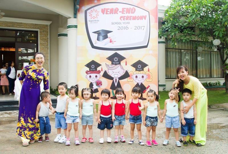 Trường mầm non Tuổi Thơ - Đền Lừ