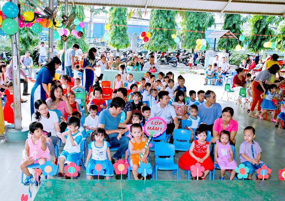 Trường mẫu giáo SOS - Phường 12