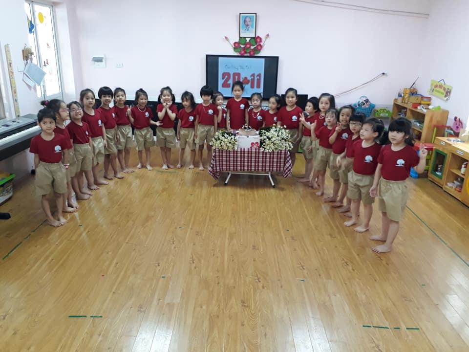 Trường mầm non Bình Minh - Tây Hồ