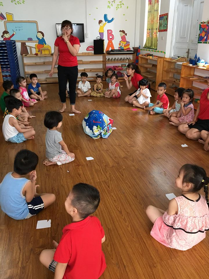 Trường mầm non Clever Kids (Happy Kids Kindergarten) - Nguyễn Sơn