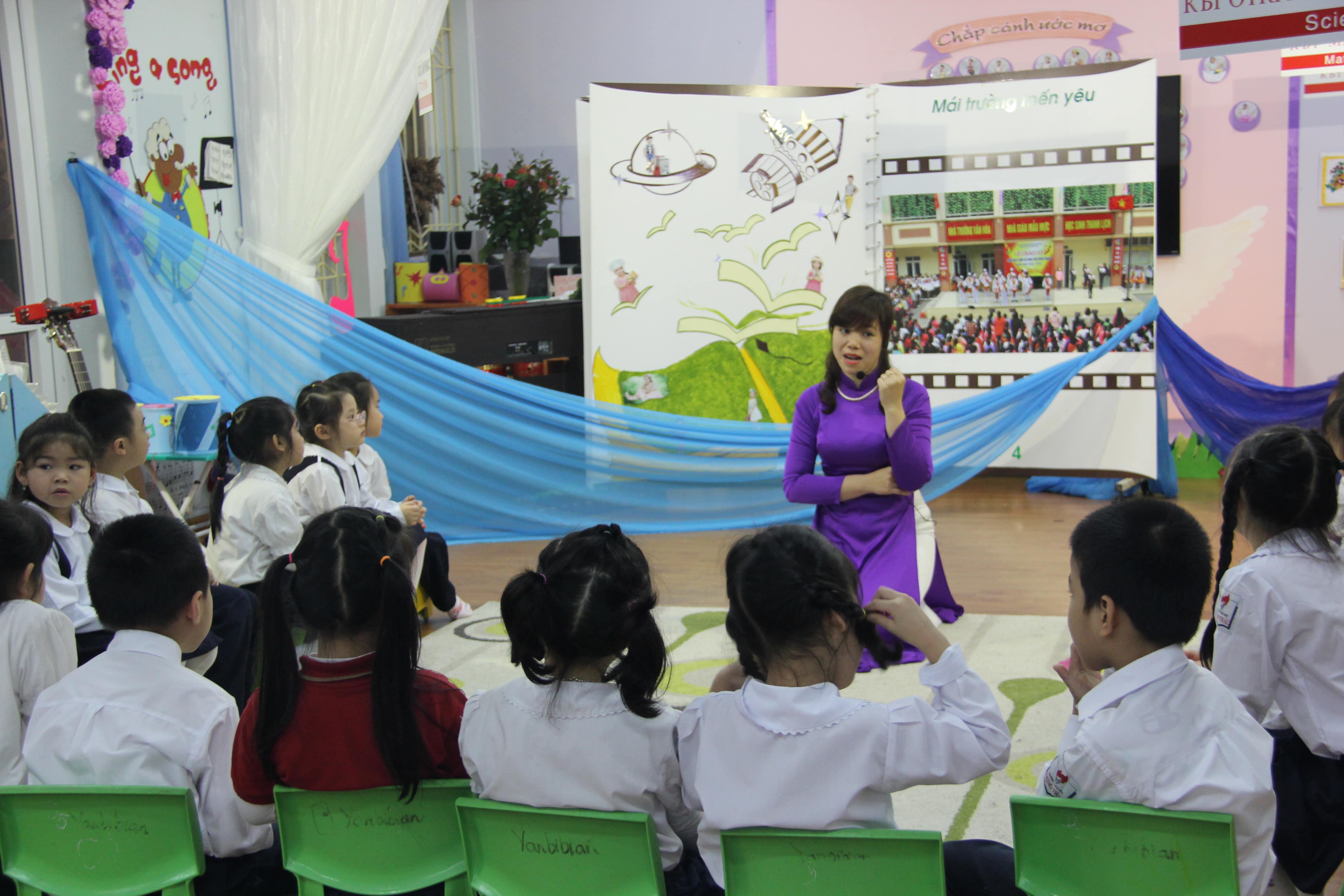 Trường mầm non Việt - Bun (Đồng Nhân)