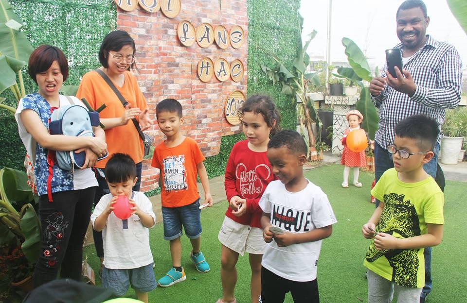 Trường mầm non Cánh Hạc Bay - Flamingo Kindergarten - Tây Hồ