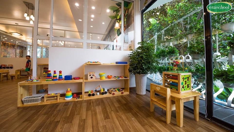 Trường mầm non Eraschool Văn Quán (Erahouse) - Hà Đông