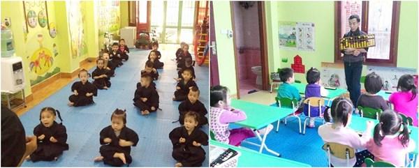 Trường mầm non Hà Anh - Khương Mai