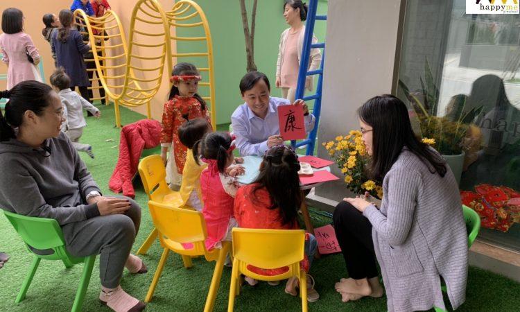 Trường mầm non HappyMe Preschool - Tây Hồ