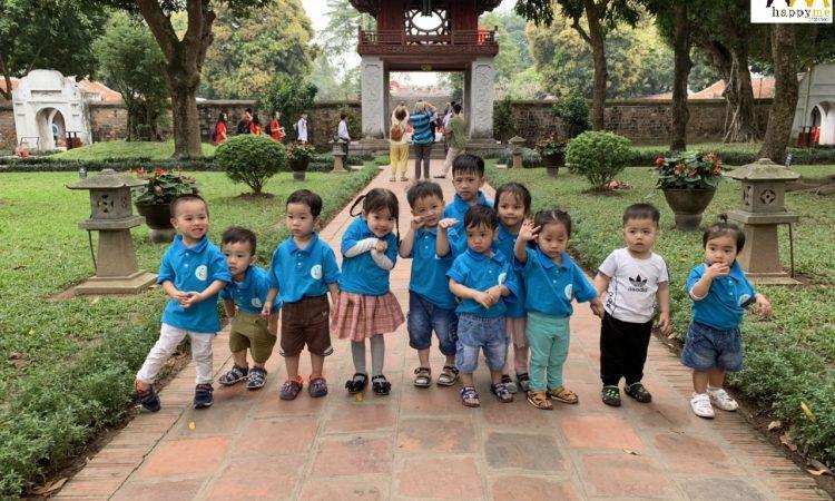 Trường mầm non Happy Me Preschool - Tây Hồ