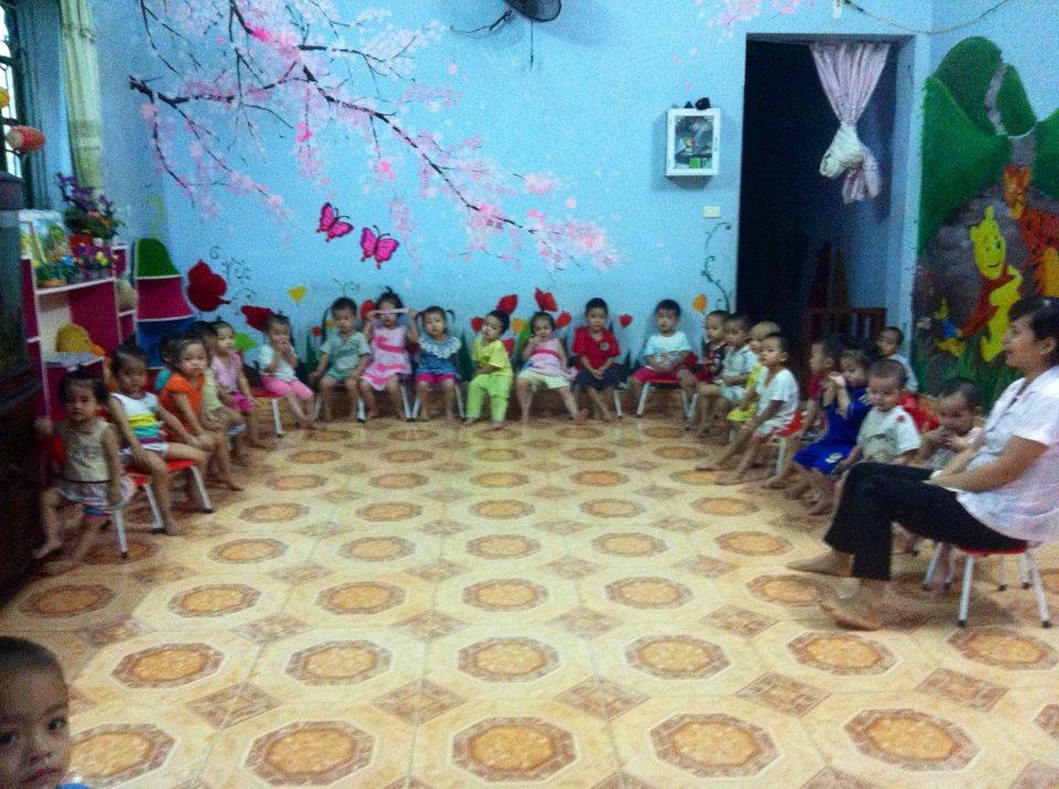 Trường mầm non Hoa Anh Đào - Long Biên