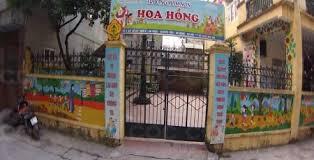 Trường mầm non Hoa Hồng - Nguyễn Trãi Hà Đông