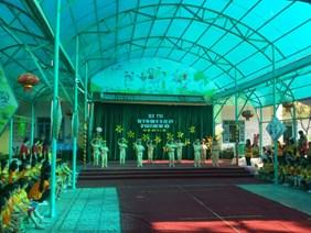 Trường mầm Non Hoa Mai - Long Biên