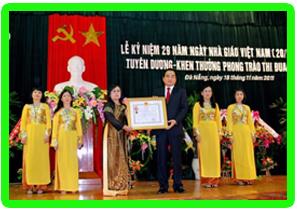 Trường mầm non Hoa Phượng đỏ - Hà Đông