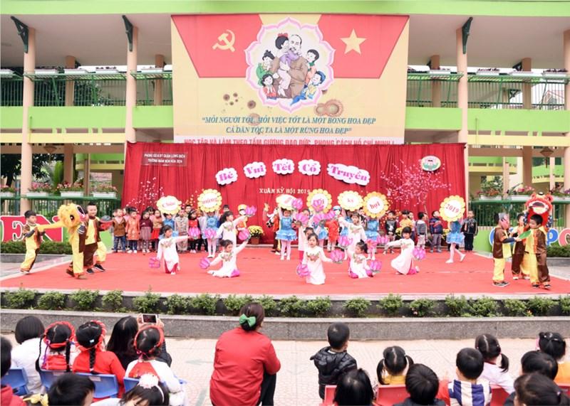 Trường mầm non Hoa Sen - Long Biên