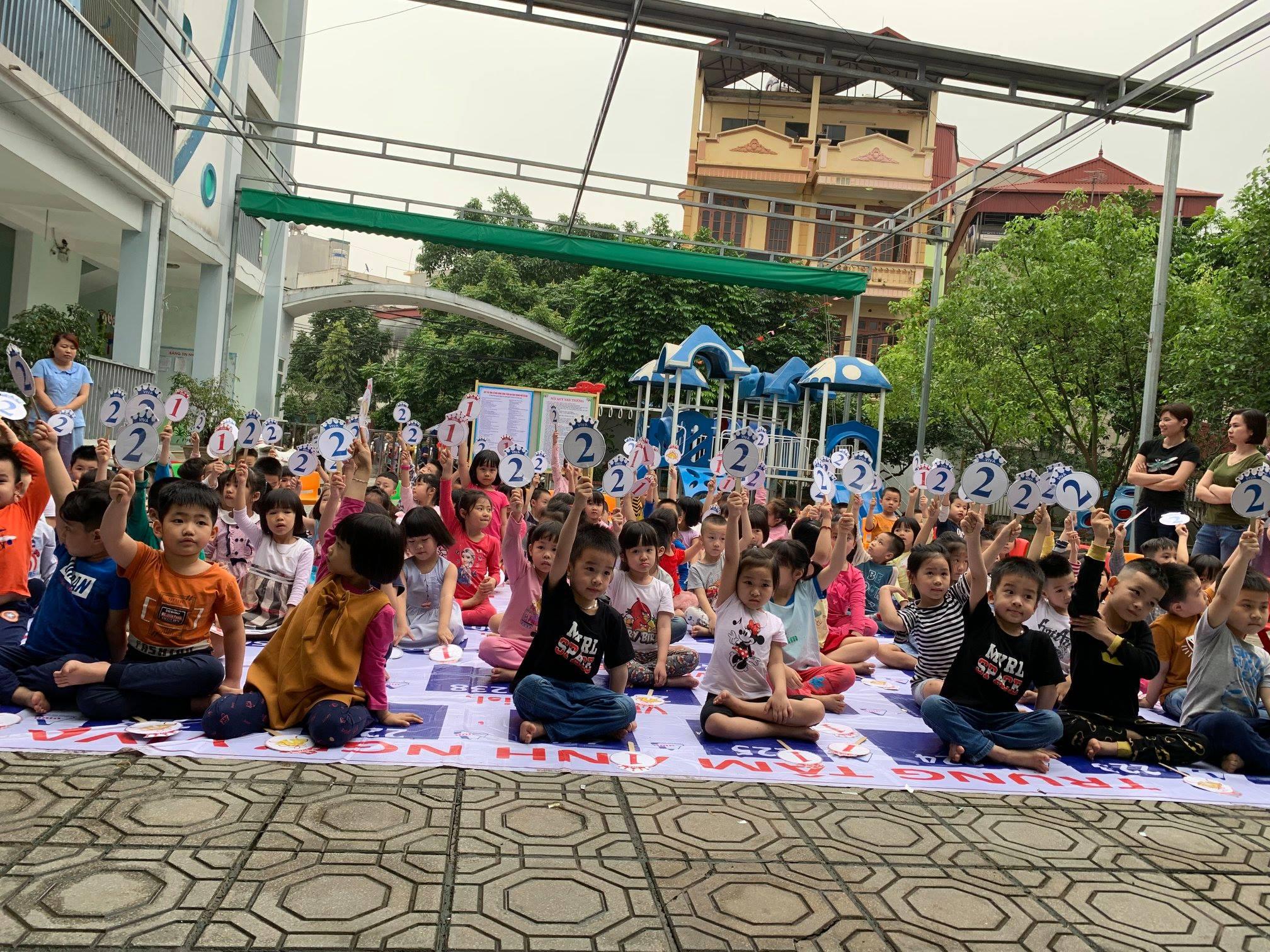 Trường mầm non Hoàng Liệt - Hoàng Mai