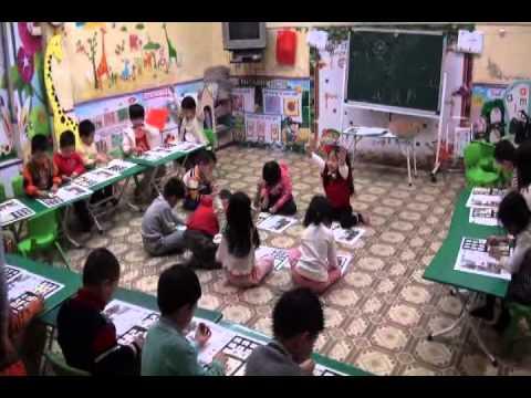 Trường mầm non Đại Kim - Hoàng Mai