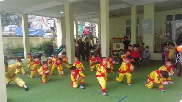 Trường mầm non Khương Trung