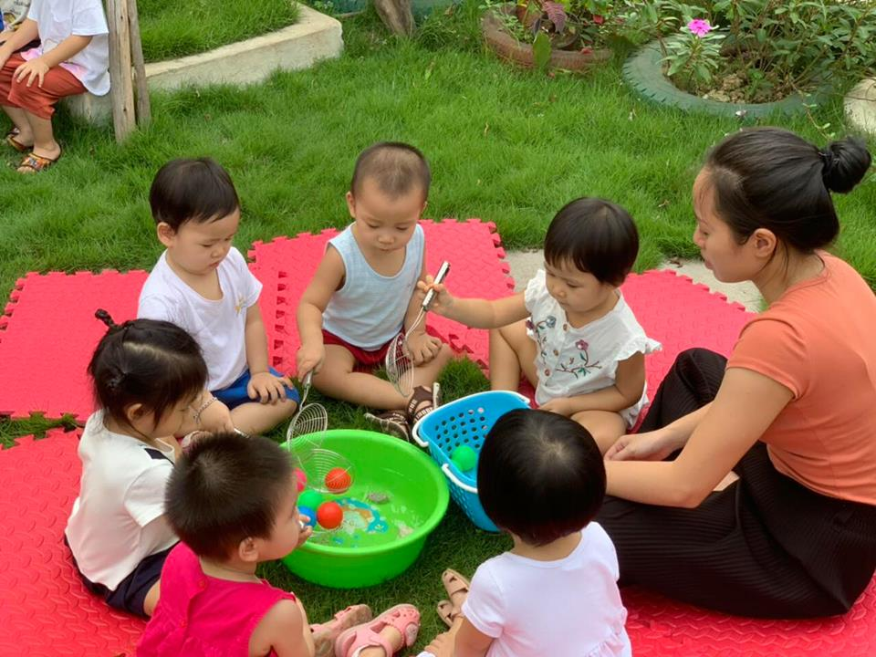 Trường mầm non Khu Vườn Ước Mơ ( Dream Garden )  - Phú Thượng