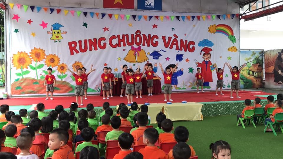 Trường mầm non May 10 - Sài Đồng