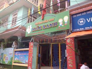 Trường Mầm non Mầm Xanh - Hào Nam