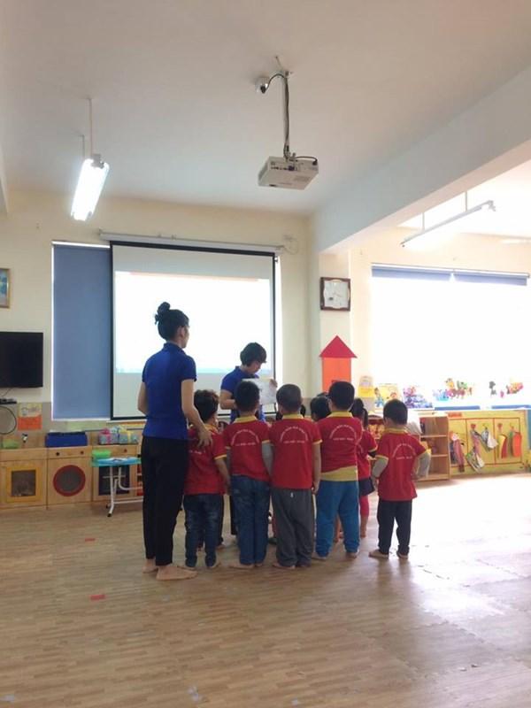Trường Mầm non Ngọc Thuỵ - Ngọc Thụy