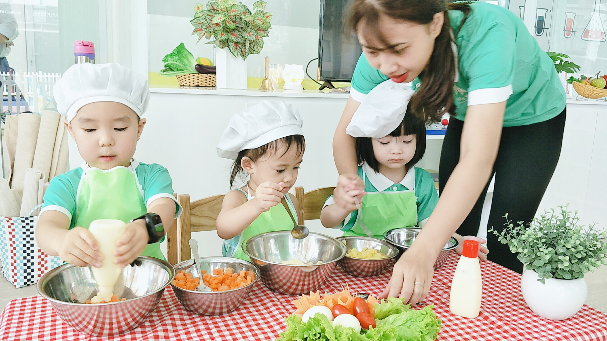 Trường mầm non Ngôi Nhà Thần Tiên (FAIRY HOUSE) - Tam Trinh