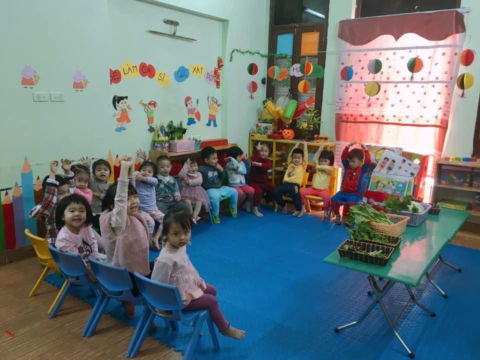 Trường mầm non Ngôi Sao Nhỏ - Bồ Đề