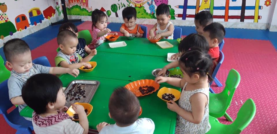 Trường mầm Non Năng Ban Mai - Phương Liệt