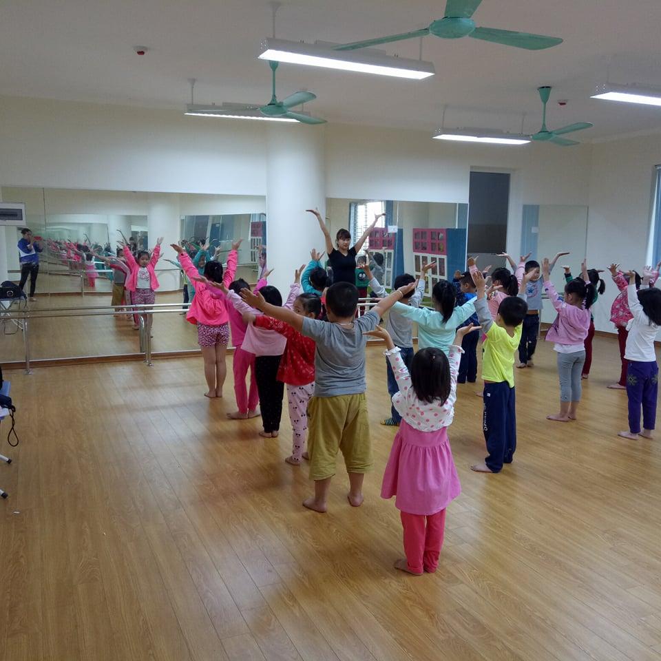 Trường mầm non Đoàn Thị Điểm - Phú Thượng