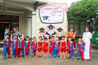 Trường mầm non Phú Thượng - Tây Hồ