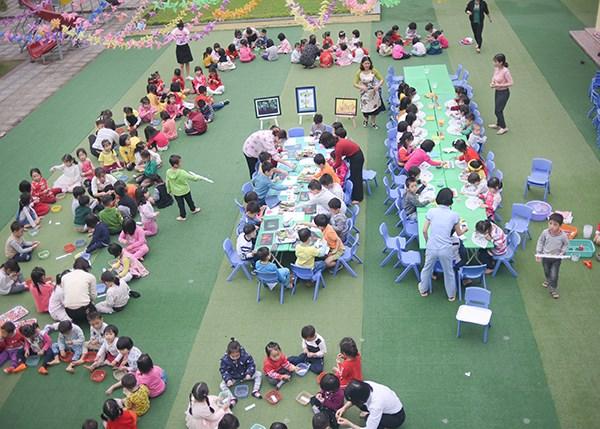 Trường Mầm non Phúc Đồng - Phúc Đông