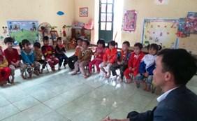 Trường mầm non Phương Liệt - Thanh Xuân