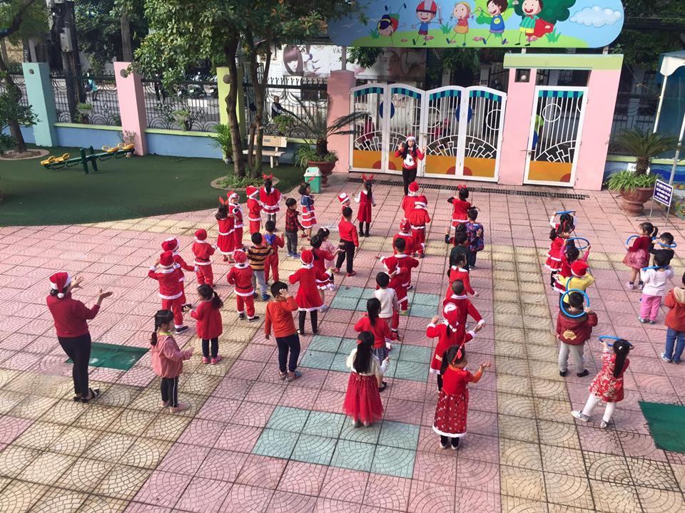 Trường mầm non Quảng An - Tô Ngọc Vân