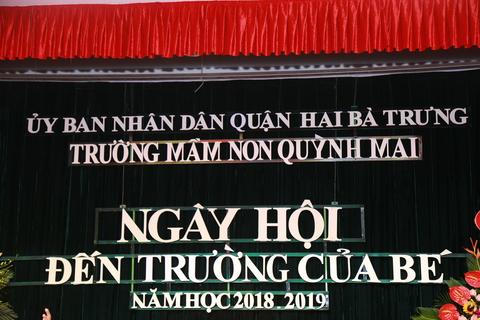 Trường mầm non Quỳnh Mai - Kim Ngưu