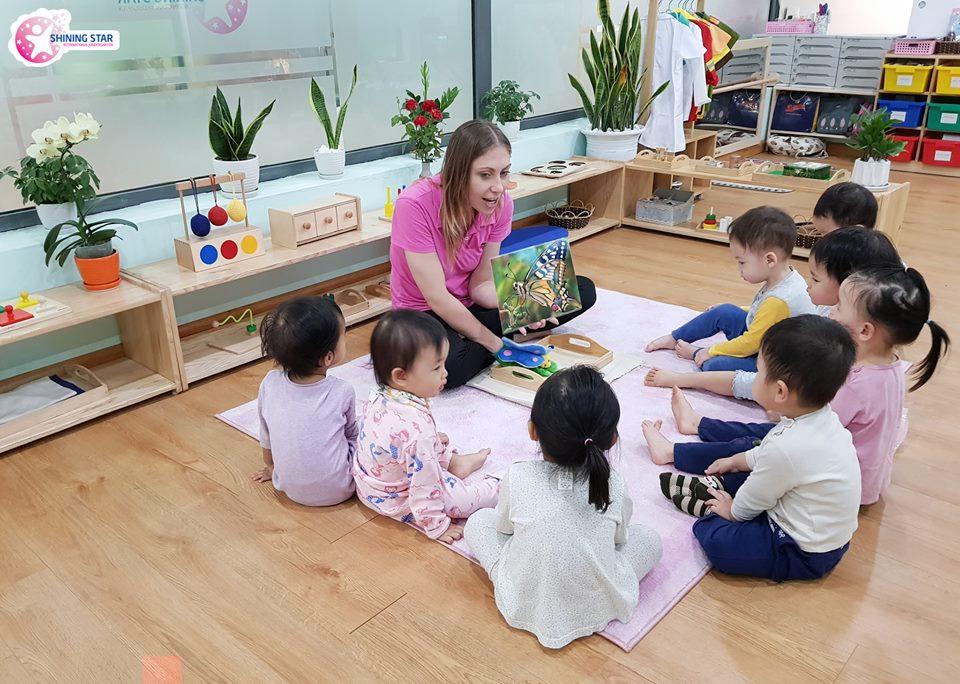 Trường mầm non Shining Star - Quảng An