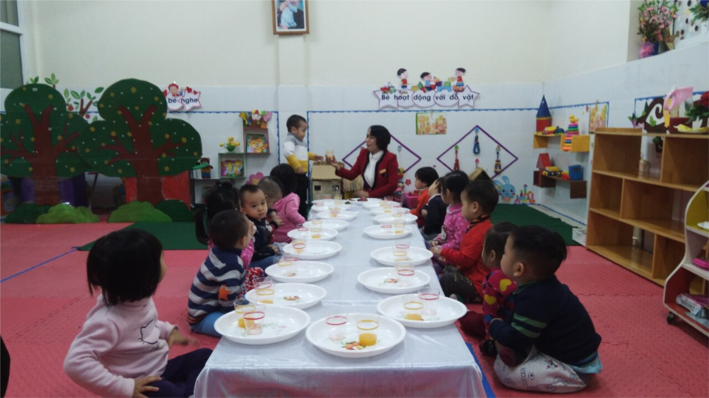 Trường mầm Non Sơn Ca - Ngọc Lâm