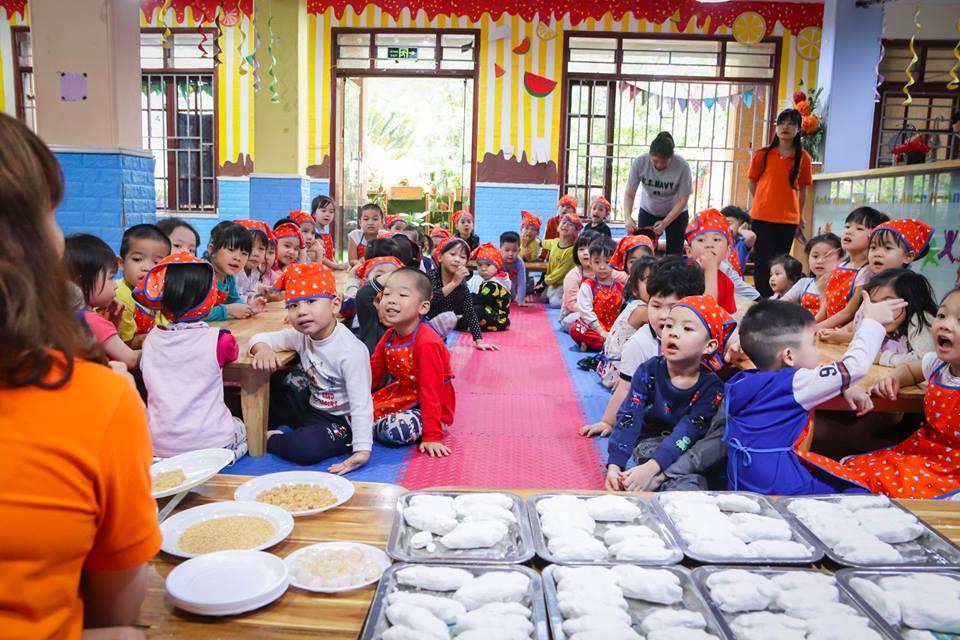 Trường mầm non tư thục An An - Ngọc Thụy