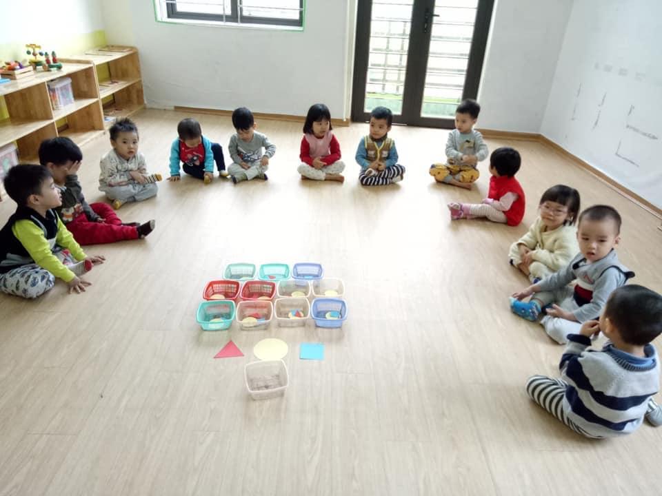 Trường mầm non tư thục Ước Mơ Xanh - Nguyễn Văn Cừ