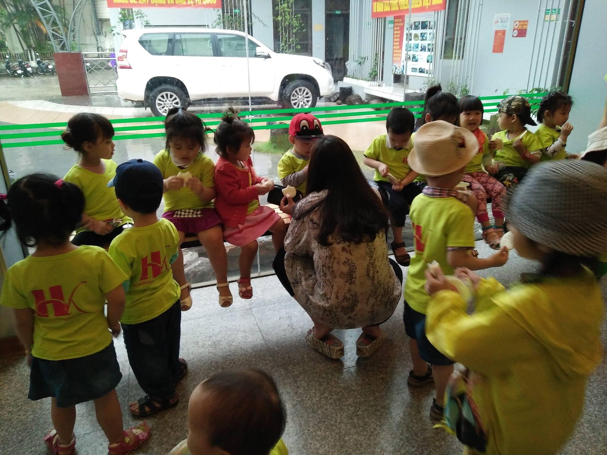 Trường mầm non Hồng Khánh - Trương Định Hai Bà Trưng