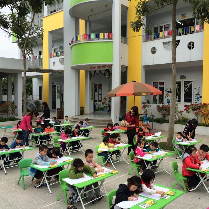 Trường mầm non tư thục Hoa Trạng Nguyên - Trương Định