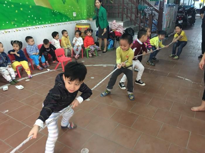 Trường mầm non Hoàng Mai - Thịnh Liệt