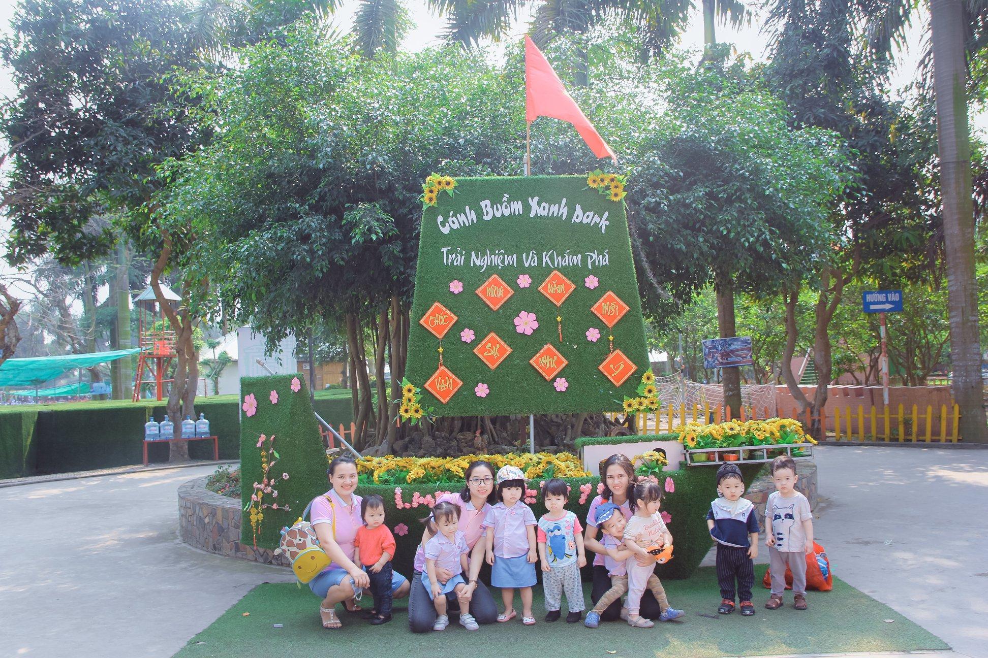 Trường mầm non tư thục Mỹ - My kinder (My Kinder - American Preschool) - Lê Văn Lương