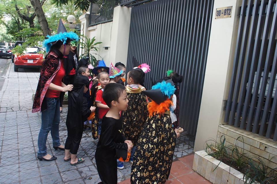 Trường mầm non Ngôi Sao Việt Mĩ (American School) Cơ sở 2 - Huỳnh Thúc Kháng