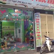 Trường mầm non Ánh Hồng - Bạch Mai
