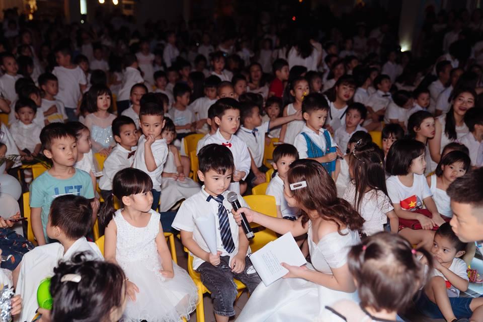 Trường mầm non tư thục Những Ngón Tay Bay (Flying Fingers School - FFS) - Vũ Trọng Phụng