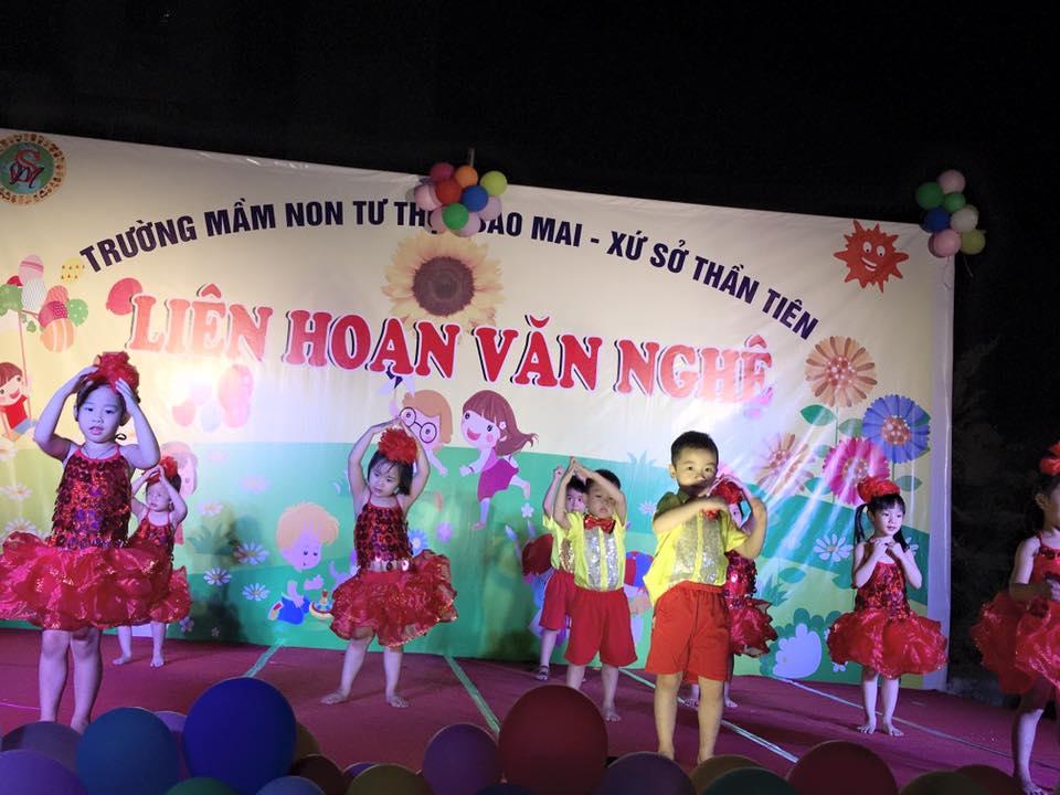 Trường mầm non tư thục Sao Mai - Long Biên
