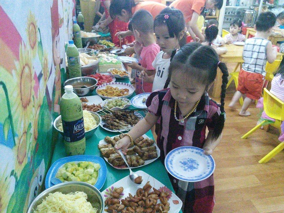 Trường mầm non tư thục Sao Xanh - Nguyễn Phúc Lai