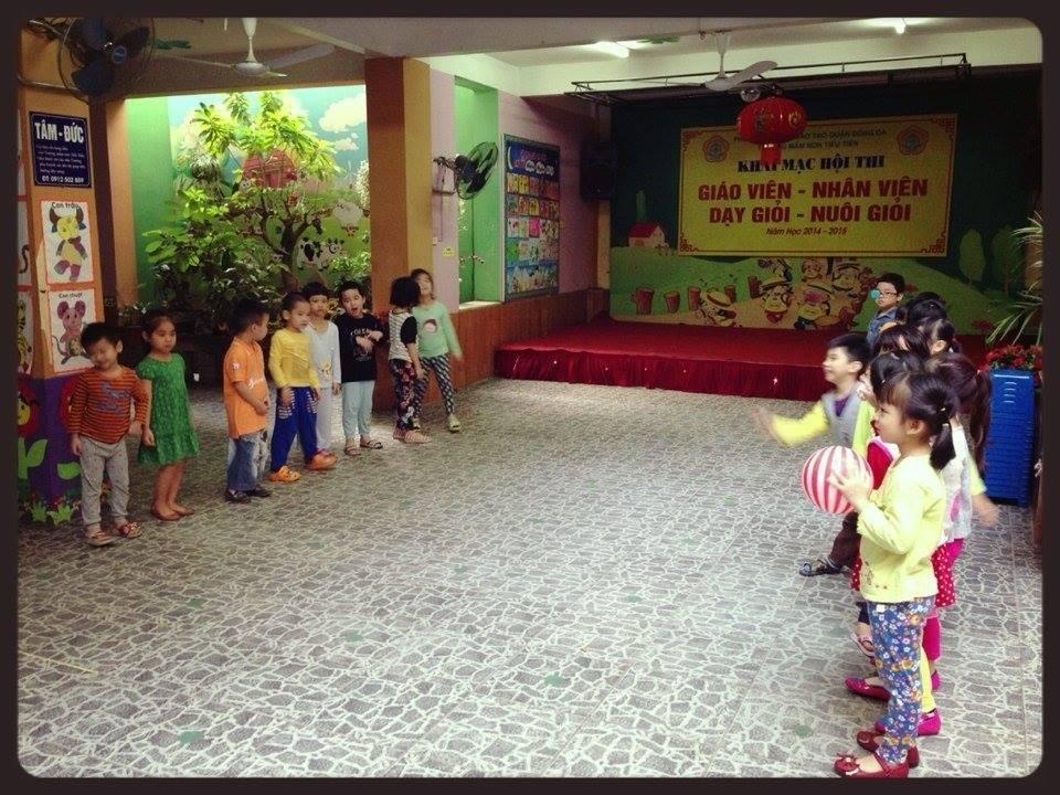 Trường Mầm Non Tư thục Tiểu Tiên - 142 Hào Nam